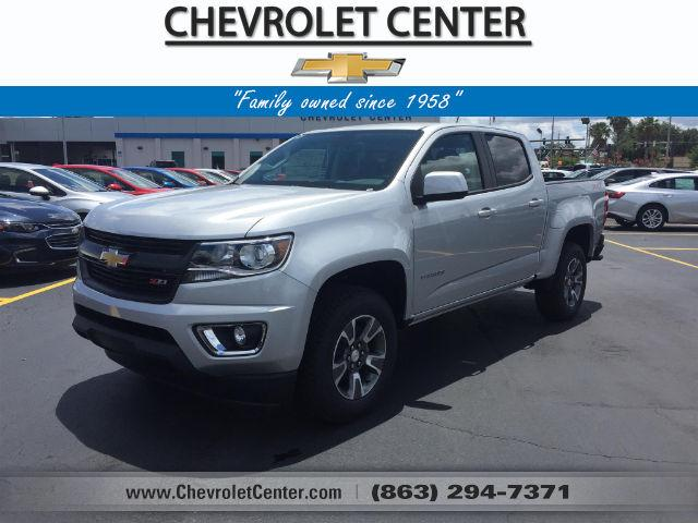Chevrolet Colorado Z71 CREW 2017