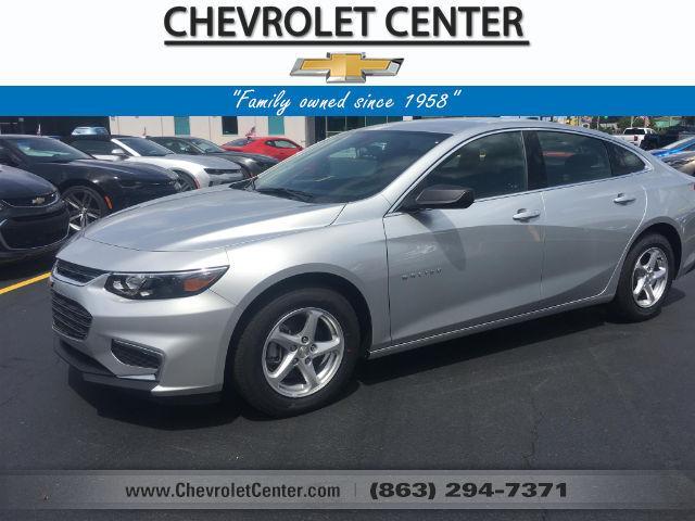 Chevrolet Malibu LS SEDAN 2017