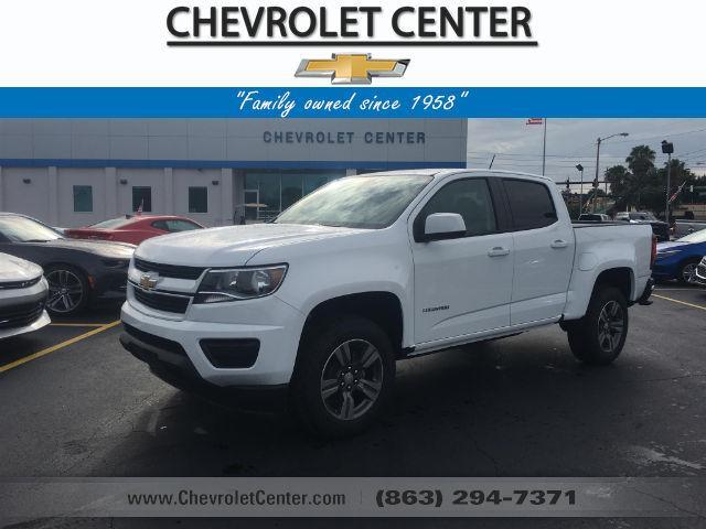 Chevrolet Colorado W/T CREW 2017