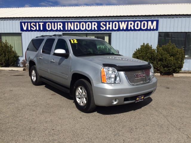 GMC Yukon XL SLT 4WD 2012