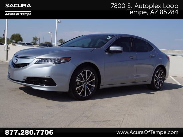 Acura TLX 3.5L V6 SH-AWD w/Technology Package 2015
