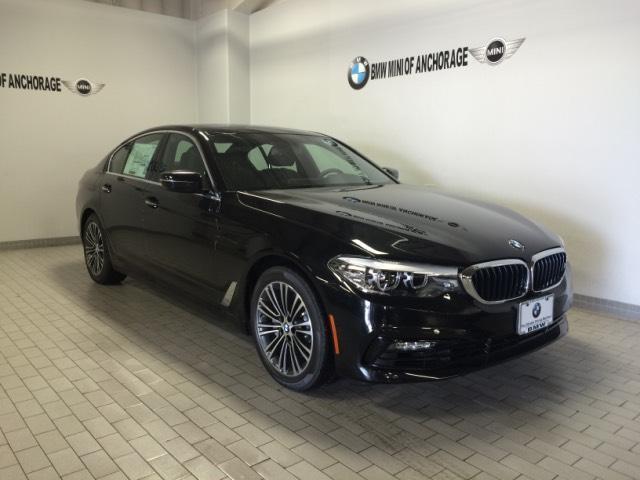 BMW 5 Series XDRIVE 2017