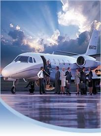 Burke Lakefront aircraft charter Service