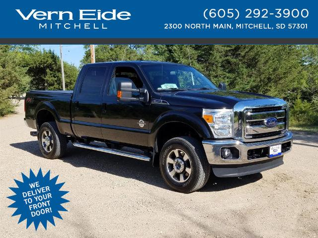 Ford Super Duty F-350 SRW Lariat 2012