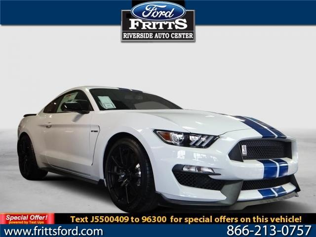 Ford Mustang Shelby GT350 Fastback 2018