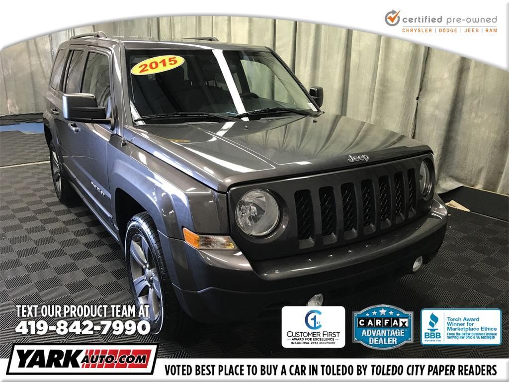 Jeep Patriot High Altitude 2015