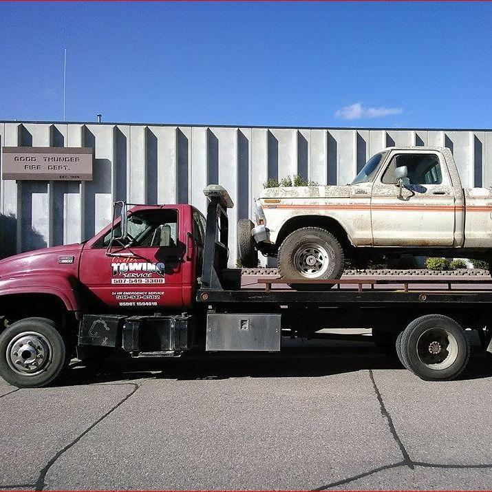 Giefer Towing & Service Inc