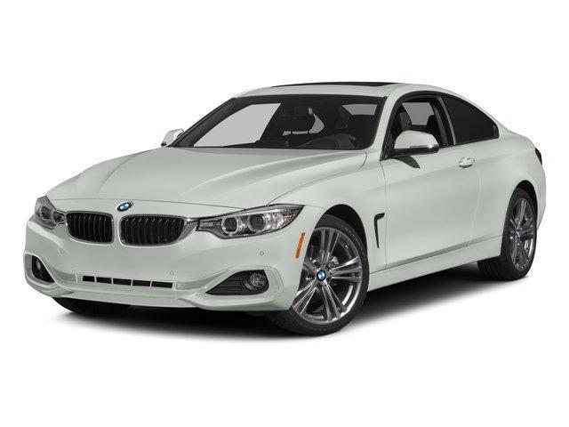 BMW 4 Series 2dr Cpe 428i xDrive AWD SULEV 2015