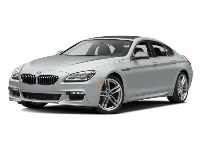 BMW 6 Series 4dr Sdn 640i xDrive AWD Gran Coupe 2016
