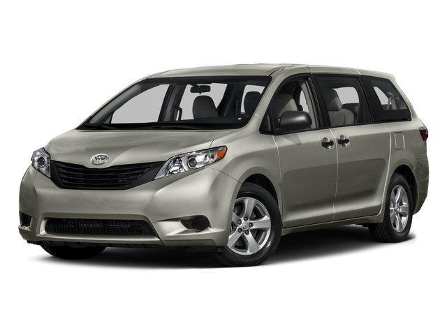 Toyota Sienna Ltd Premium 2015