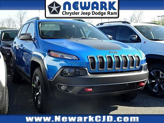 Jeep Cherokee Trailhawk 4x4 2017