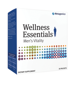 wellness essentials for improving vitality and libido men's health.