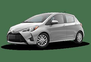 Toyota Yaris 5-Door LE 2018