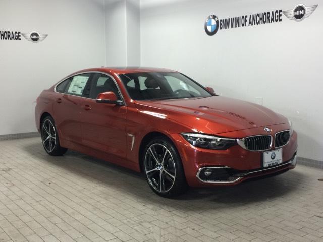 BMW 4 Series GC 2018