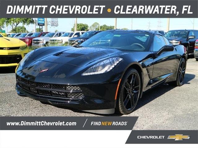Chevrolet Corvette Stingray 2018