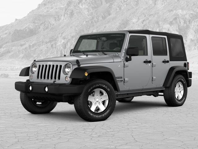 Jeep Wrangler JK Unlimited  2018