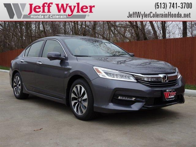 Honda Accord Hybrid Touring 2017