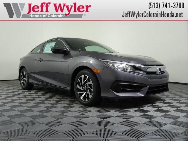 Honda Civic Coupe LX-P 2017