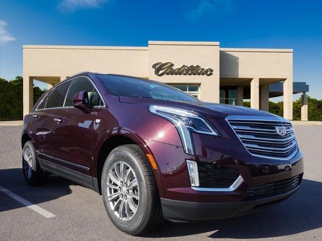 Cadillac XT5 Luxury FWD 2018