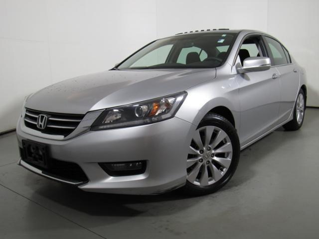 Honda Accord Sdn 4dr I4 Man EX 2014