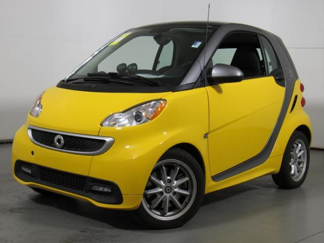 smart fortwo electric drive 2dr Cpe Passion 2015