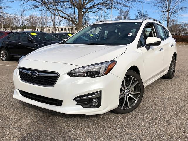 Subaru Impreza 2.0i Limited 5-door CVT 2017