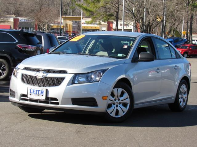 Chevrolet Cruze 4dr Sdn Auto LS 2013