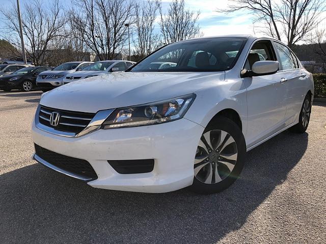 Honda Accord Sdn 4dr I4 CVT LX 2014