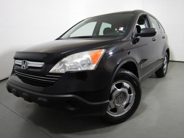 Honda CR-V 4WD 5dr LX 2008