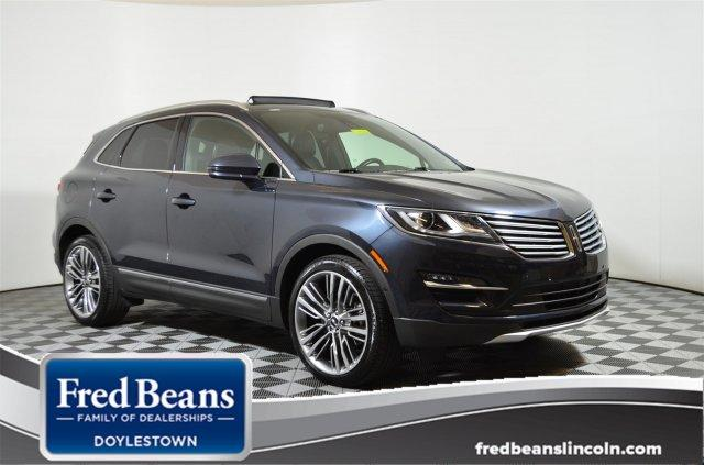 Lincoln MKC Reserve EcoBoost AWD I4 *LINCOLN Certified* 2015