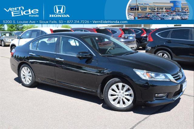 Honda Accord Sedan EX-L 2015