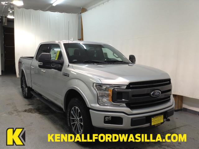 Ford F-150 XLT 4WD SUPERCREW 6.5' BO 2018