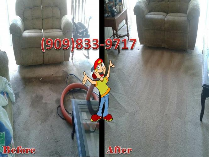 THE BEST CARPET CLEANER MAN IN RIVERSIDE CA