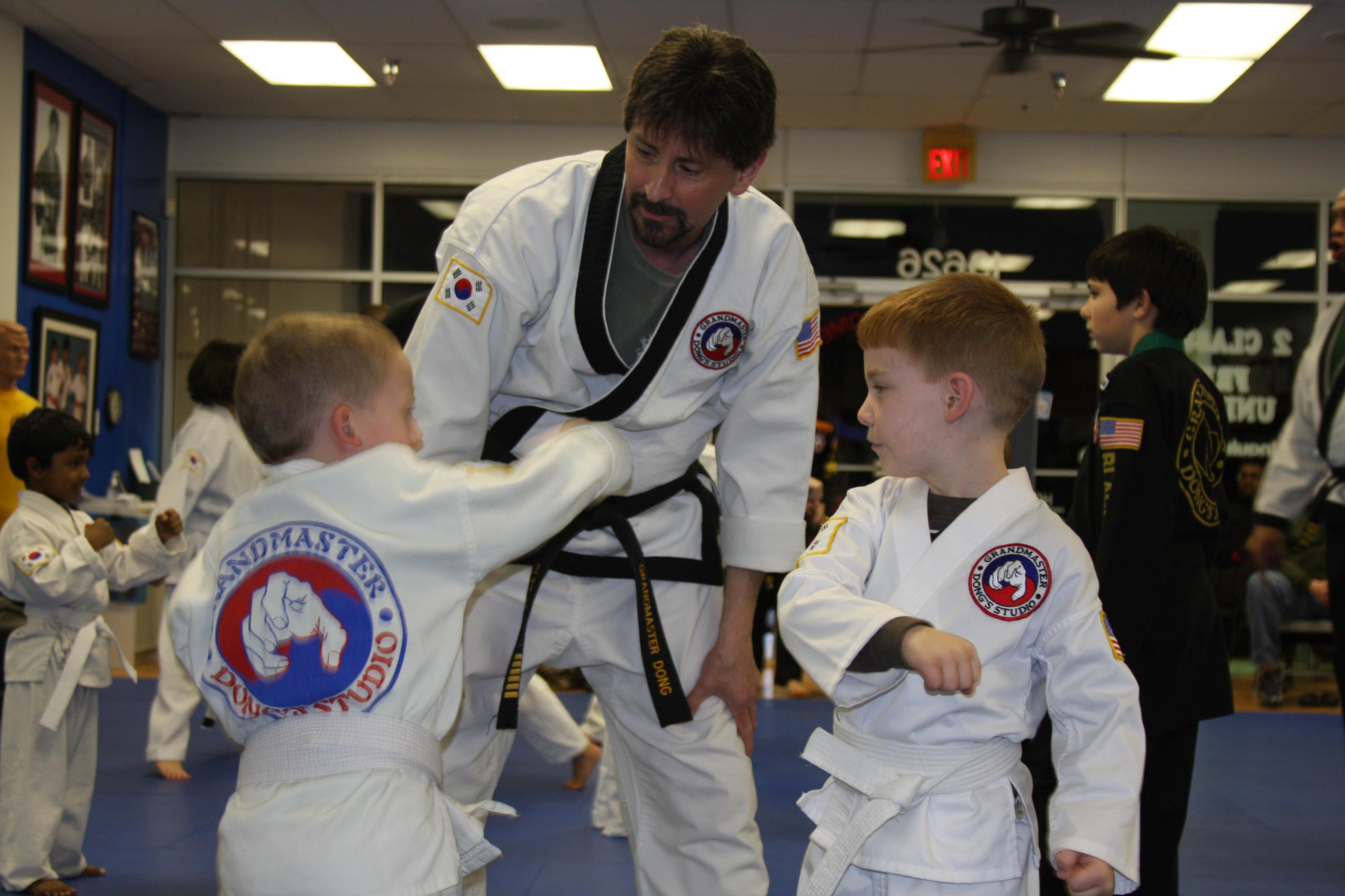 Dong's Karate School