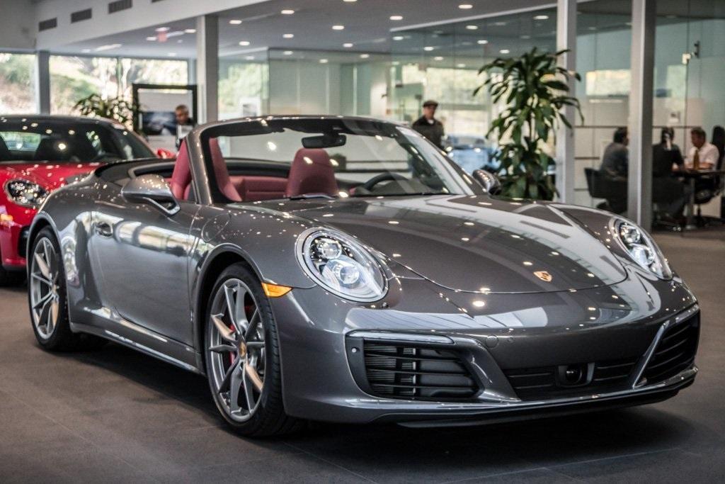 Porsche 911 Carrera 4S 2017