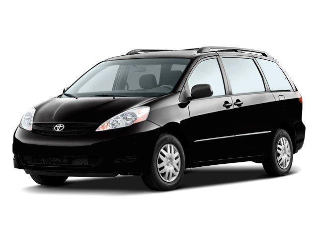 Toyota Sienna XLE 2010