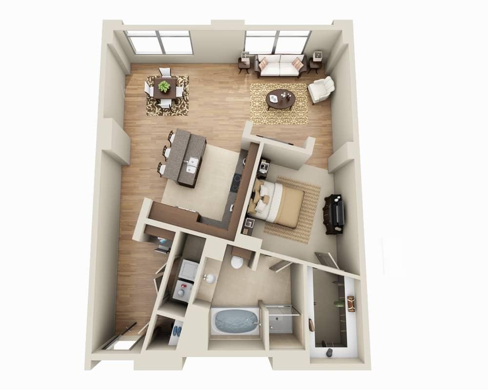 $2273 One bedroom Apartment for rent