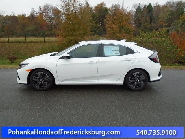 Honda Civic Hatchback EX-L 2018
