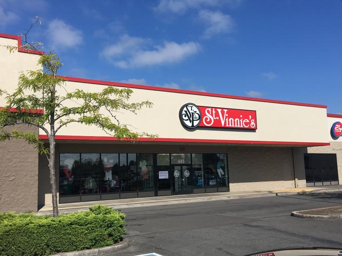 50 percent of all books, clothing at St. Vinnie's Grand Opening at Four Corners in Salem