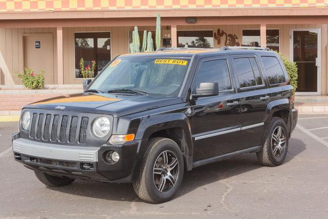 Jeep Patriot 4d SUV 4WD Limited 2009
