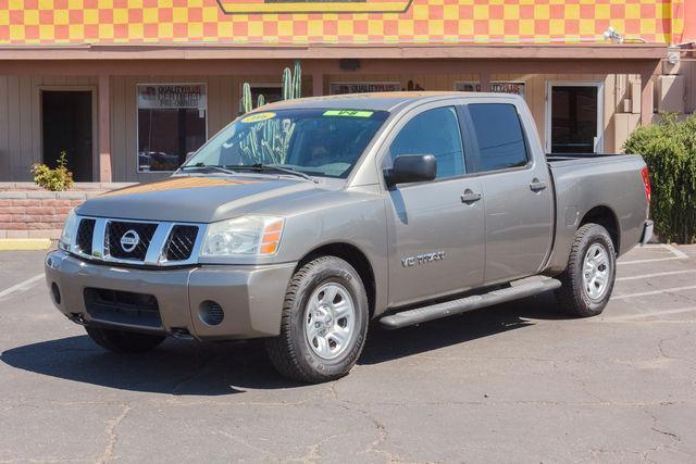 Nissan Titan Crew Cab XE 2006