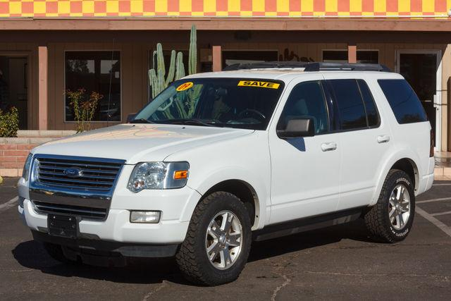 Ford Explorer 4d Wagon XLT V6 2009