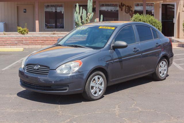 Hyundai Accent 4d Sedan GLS Auto 2009