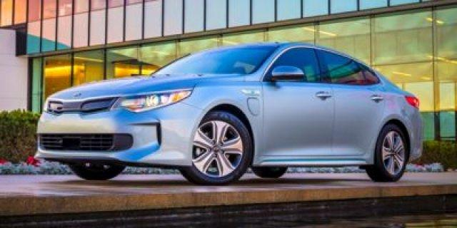 Kia Optima Plug-In Hybrid ex 2017