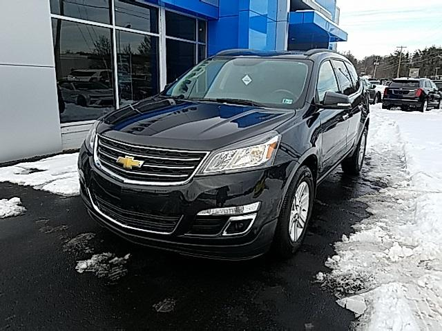 Chevrolet Traverse LT Cloth 2013