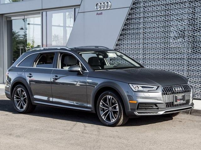 Audi A4 allroad allroad 2.0T Premium Plus 2018