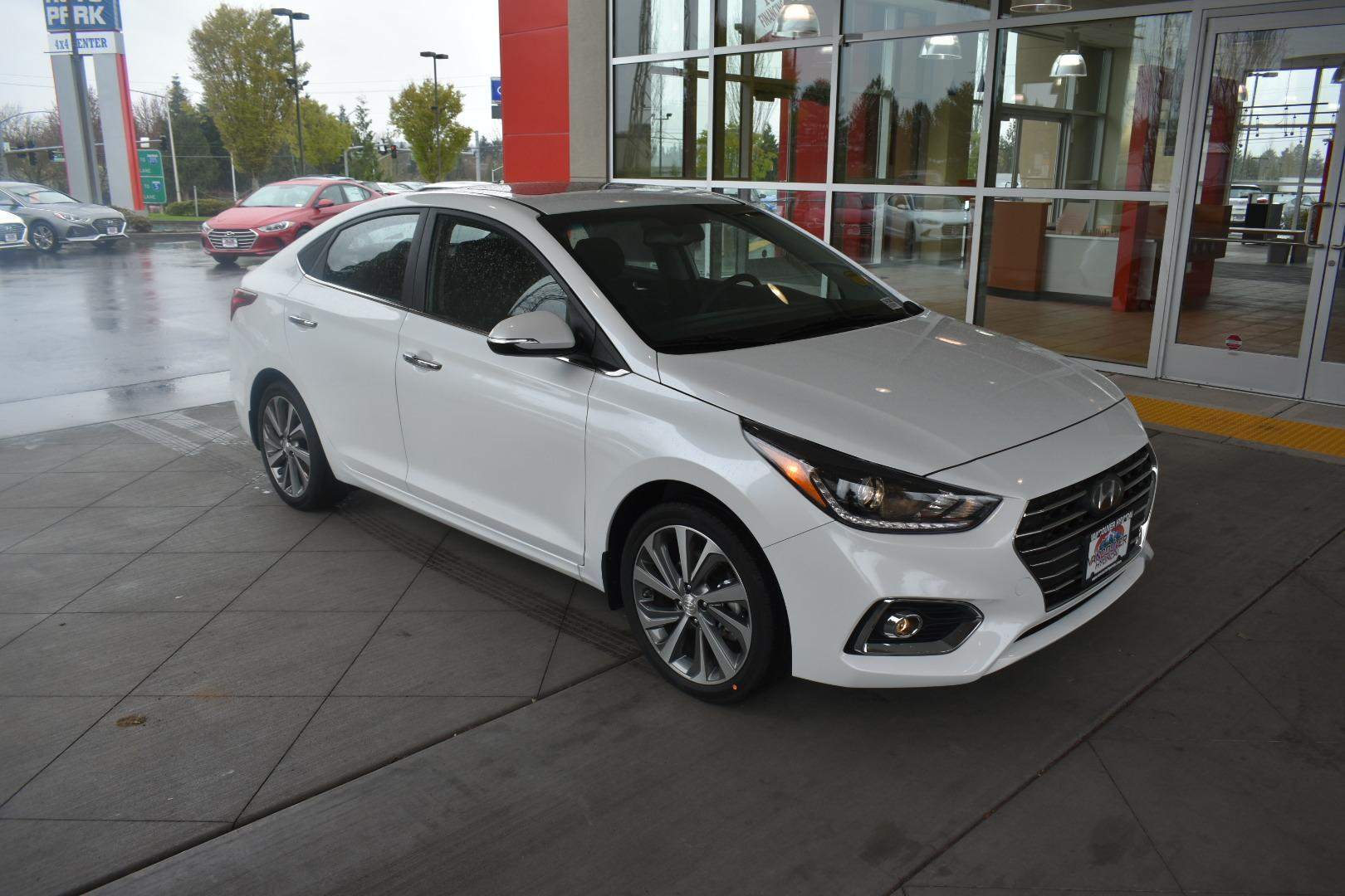 Hyundai Accent Limited 2018