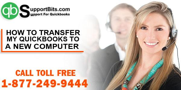 QuickBooks To A New Computer