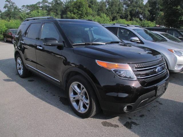 Ford Explorer Limited 4x4 2013