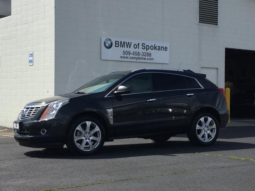 Cadillac SRX PREMIUM 2014